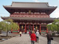 Tokyo - Asakusa - Sensoji-Tempel