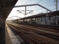 Himeji - Hiroshima - Shinkansenfahrt