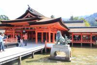 Itsukushima-Schrein - Japan