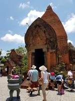 Po Nagar Tempel in Nha Trang