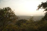 Aussicht vom Felsentempel in Dambulla