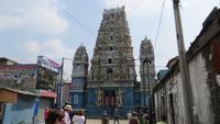 0077 Stadtrundfahrt Colombo - Hindu-Tempel