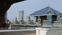 0093 Stadtrundfahrt Colombo - Wasser-Tempel -
