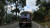0623 Fahrt nach Nuwara Eliya -
