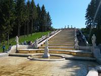 Russland_Petersburg_Peterhof_Goldener_Berg_Kaskade (2)