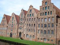 Lübeck: Salzspeicher
