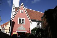 Tallinn - Weckengang