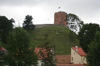 Obere Burg mit Gediminas-Turm - Vilnius