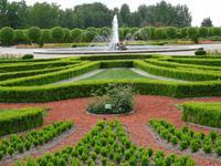 Schloss Rundale - Park
