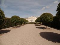 Schlosspark von Schloss Rundale