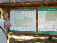 Lahemaa Nationalpark, Eingang