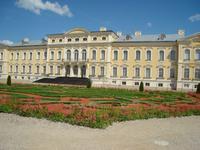 Rundale: Schloss