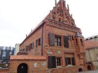 Das Perkunashaus in Kaunas