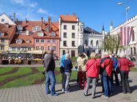 Stadtführung in Riga