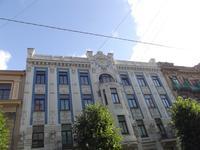 Riga - Jugendstilhäuser