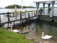 Landschaftsidylle Trakai
