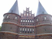 Lübeck: Holstentor