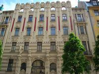 Riga: Jugendstil