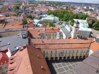 Litauen_Vilnius_Aussicht_Johanniskirchturm_Uni