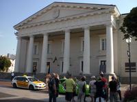 Rathaus in Vilnius