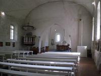 In der Krimulda Kirche