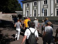 Reisegäste in Tallinn