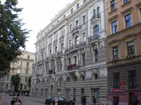 Jugendstilviertel in Riga