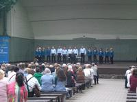 Chorfestival in Riga