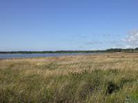 Blick von der Insel Saaremaa