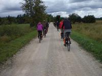Eberhardt TRAVEL Gäste beim Radfahren