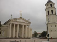 Kathedrale Sankt Stanislaus in Vilnius