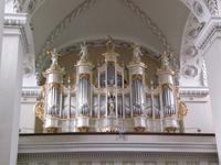 Orgel in der Kathedrale Sankt Stanislaus