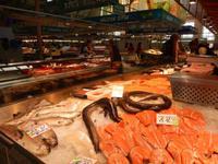 Markthallen in Riga