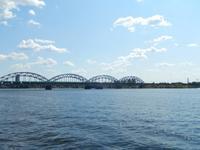 Schifffahrt in Riga