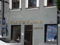 Vilnius: Buchhandlung