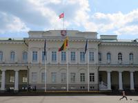 Präsidentenpalast Litauens