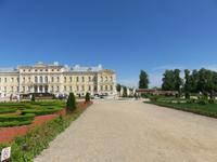 Im Park von Schloss Rundale