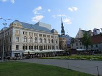 In der Altstadt von Riga