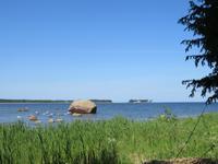 Küstendorf Altja - Findlingsküste