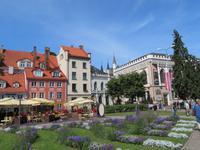 Riga mit den Gilden