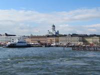 Helsinki von der See