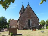 Feldsteinkirche auf Aland