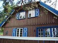 Nidden: Thomas-Mann-Haus
