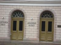Turku: Rundgang: Akademie