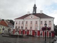 Rathaus in Tartu