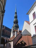 Riga, vom Konventshof