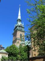 Stockholm, deutsche Kirche