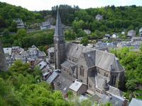 Blick auf La Roche