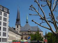Luxemburgs Kathedrale