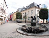 Winzerbrunnen, Grevenmacher